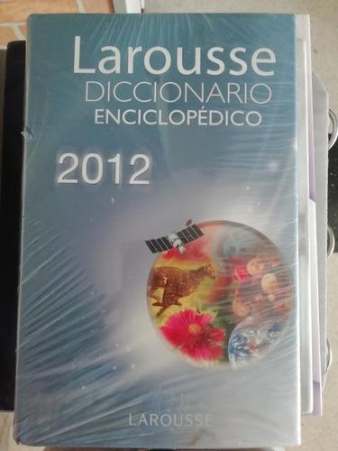diccionario enciclopédico larousse 2012