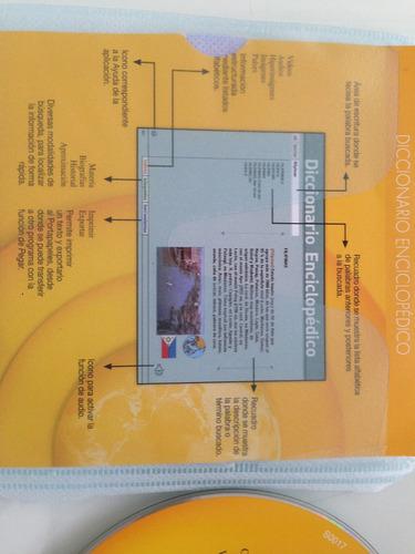 diccionario enciclopédico océano cd
