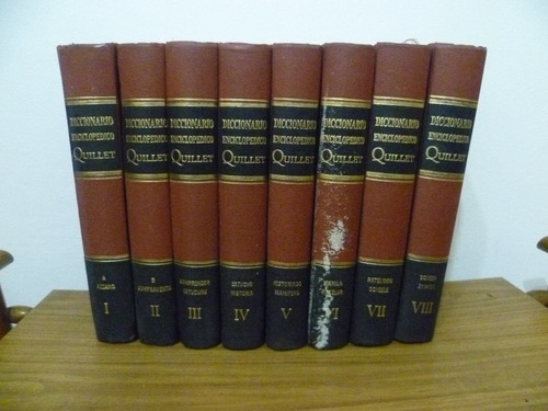 diccionario enciclopedico quillet