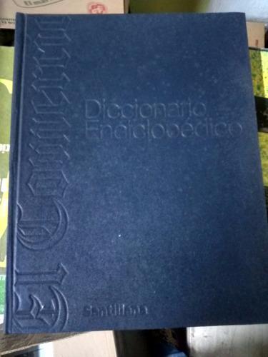 diccionario enciclopédico santillana el comercio