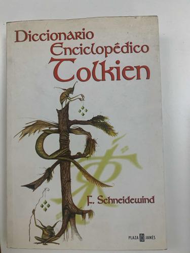 diccionario enciclopédico tolkien