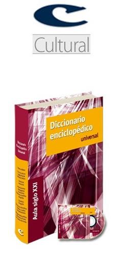 diccionario enciclopedico universal aula 1 vol cultural