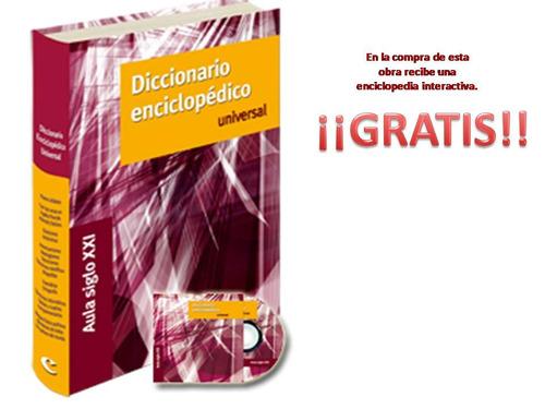 diccionario enciclopédico universal aula siglo xxi