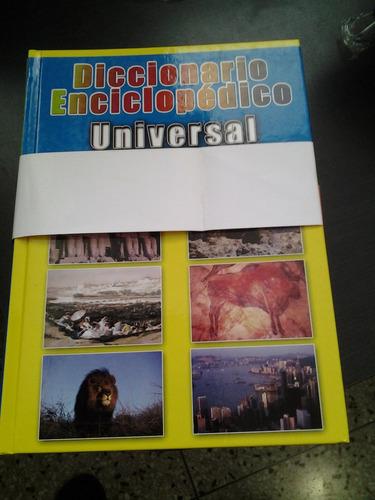 diccionario enciclopedico universal polifuncional 5 idiomas