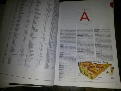 diccionario enclopedia larouse