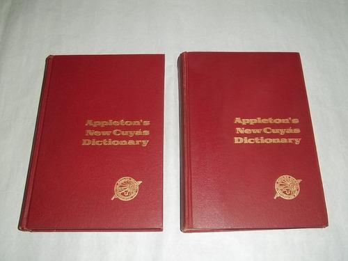 diccionario english-spanish-english appleton's new cuyas