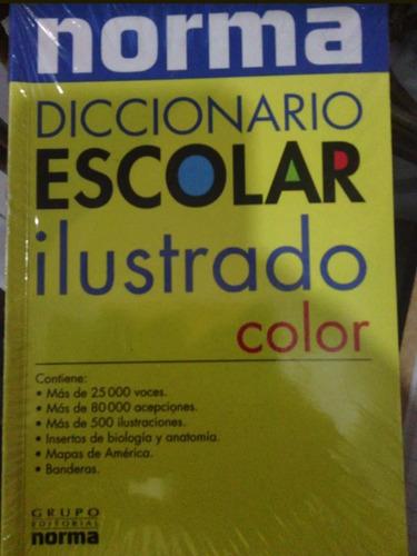 diccionario escolar ilustrado larousse oferta