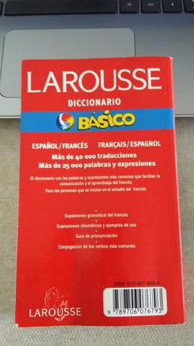diccionario español frances larousse