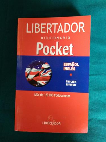 diccionario español-ingles libertador pocket nuevo