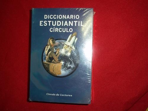 diccionario estudiantil circulo  nuevo
