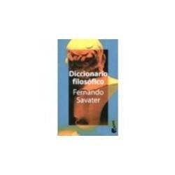diccionario filosófico. fernando savater. ed. booket
