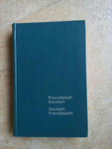 diccionario francés- alemán  bertelsmann