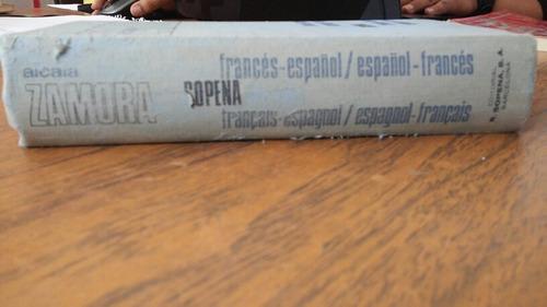 diccionario francés-español. español-francés - alcalá zamora