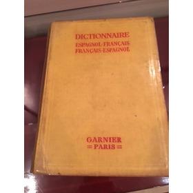 Diccionario Garnier,/francés/español,/español/francés/oferta