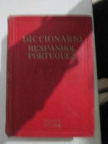 diccionario hespanhol portuguez - ed: garnier