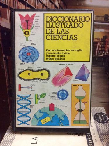 diccionario ilustrado de las ciencias. inglés español