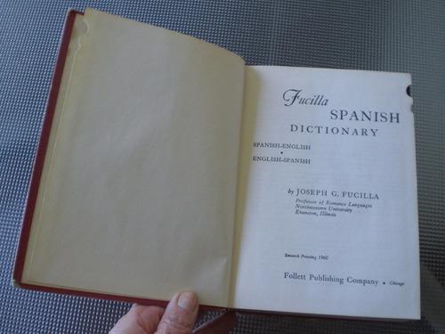 diccionario ingles castellano-castellano ingles 331 paginas