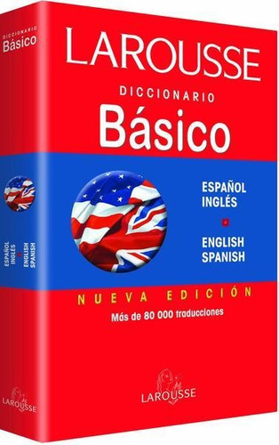 diccionario ingles español basico larousse