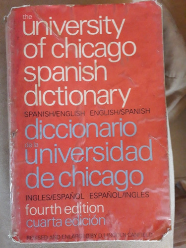diccionario ingles-español (cuesta 1 y 1/2 de queso blanco)
