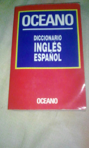 diccionario inglés-español/ español-inglés