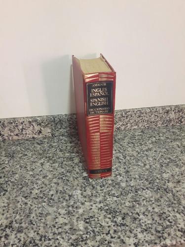 diccionario ingles/ español español/ingles   amador