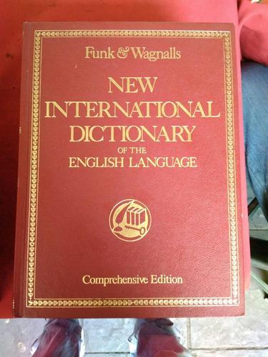 diccionario ingles ingles 2 tomos funk & wagnalls   #33