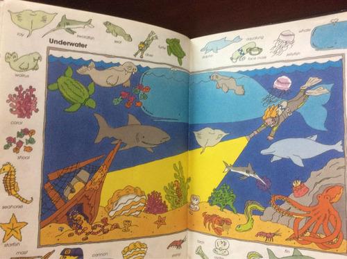 diccionario ingles, libro infantil