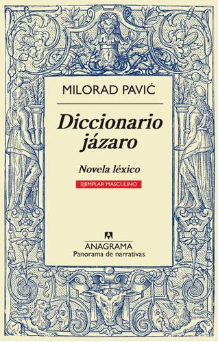 diccionario jázaro (ejemplar masculino)(libro novela y narra