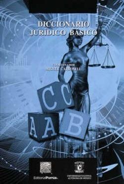 diccionario jurídico básico miguel carbonell ¡envío gratis!