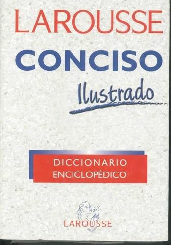 diccionario larousse conciso ilustrado