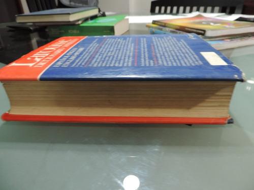 diccionario larousse español ingles ramon garcia