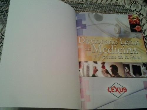diccionario lexus de medicina y ciencias de la salud
