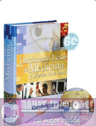 diccionario lexus de medicina y ciencias salud envio gratis
