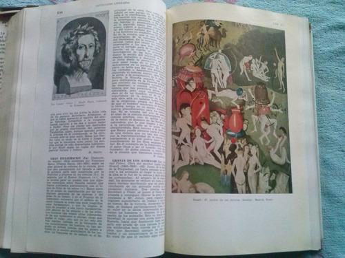 diccionario literario bompiani