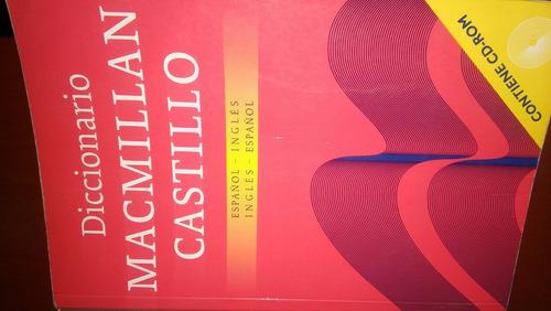 diccionario macmillan