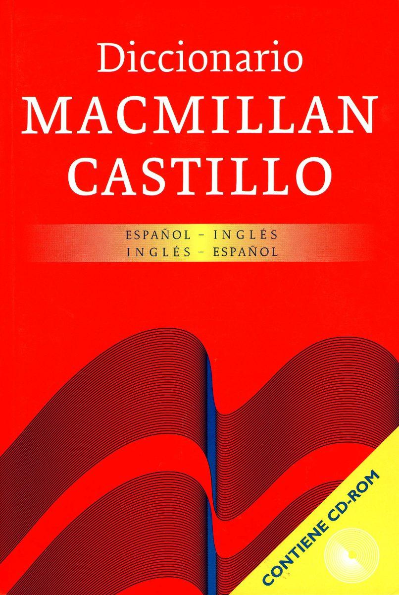 Diccionario Macmillan Castillo - Ing/esp Esp/ing