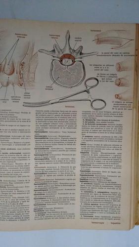 diccionario médico ilustrado de melloni. usado