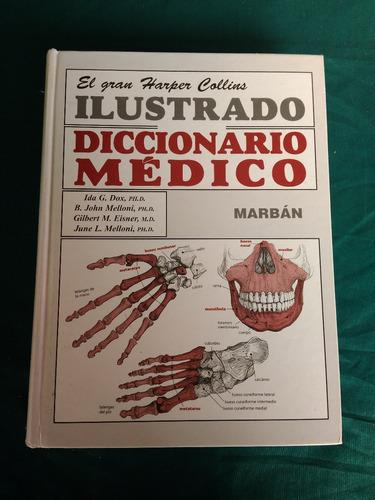 diccionario medico ilustrado harper collins edicion grande