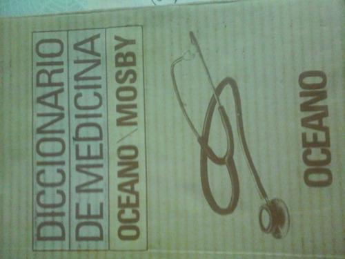 diccionario medico mosby oceano