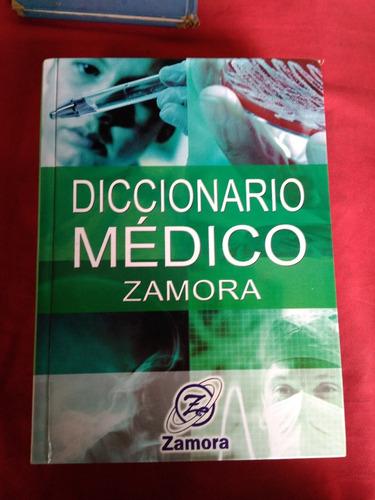 diccionario medico zamora