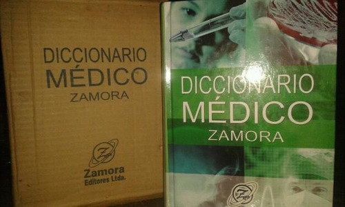 diccionario médico zamora negociable