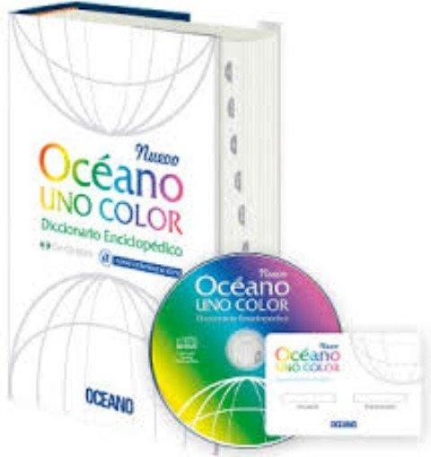 Diccionario Nuevo Océano Uno Color - $ 2.499,00 en Mercado Libre