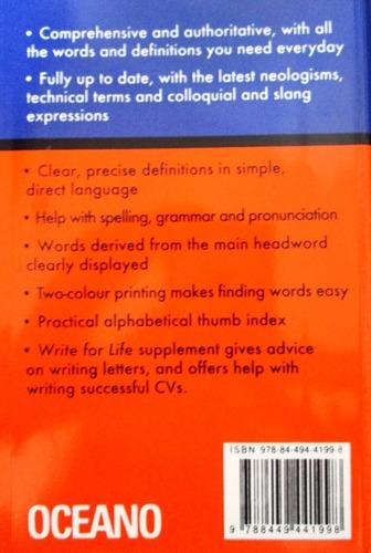 diccionario océano pocket inglés - english / océano