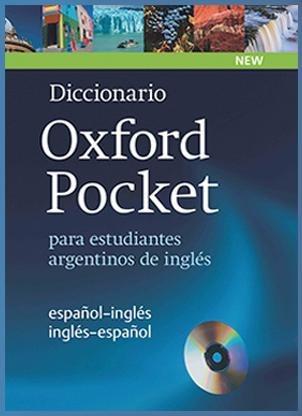 diccionario oxford pocket para estudiantes argentinos de ing