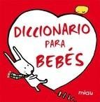 diccionario para bebés / miau (envíos)