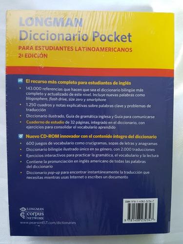 diccionario pocket longman