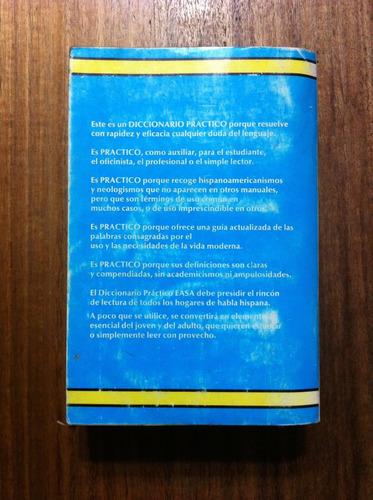 diccionario práctico easa de la lengua española