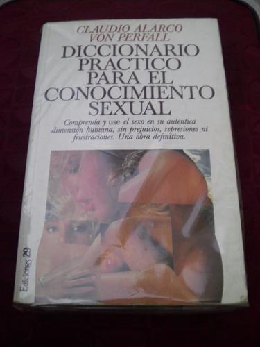 diccionario práctico para el conocimiento sexual