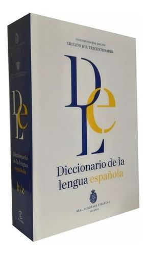 diccionario real academia de la lengua española 2 tomos 5272