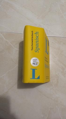 diccionario spanish deutsch